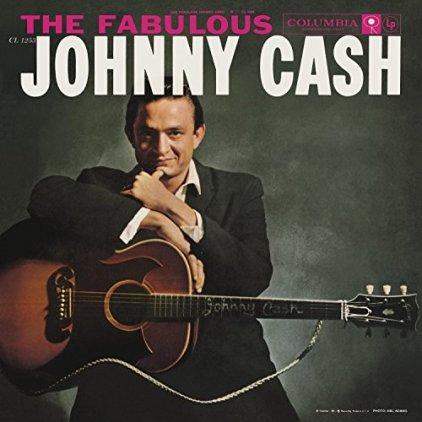 Виниловая пластинка Johnny Cash THE FABULOUS JOHNNY CASH (MONO) (180 Gram)