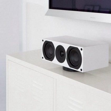System Audio SA Saxo 10 AV High Gloss White