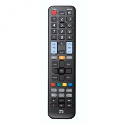 OneForAll Replacement Remote for Samsung TVs (URC1910)