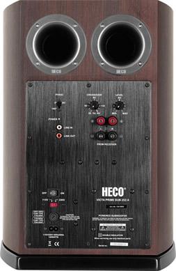 Heco Victa Prime Sub 252A espresso