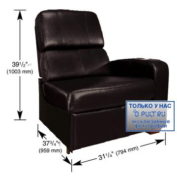 Кресло Bello HTS-102BN