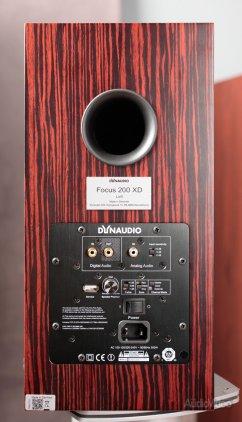 Dynaudio Focus XD 200 rosewood