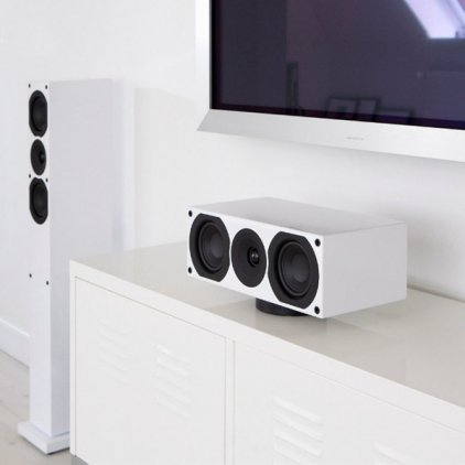 System Audio Saxo 10 high gloss white