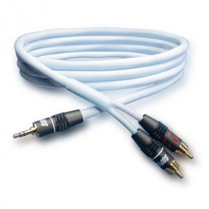 Кабель межблочный аудио Supra BiLine-MP 8m