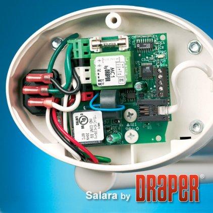 "Draper Salara AV (1:1) 84/84"" 213x213 MW (моторизированны"
