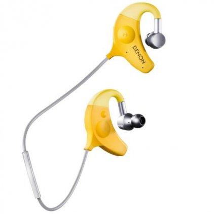 Denon AH-W150 yellow