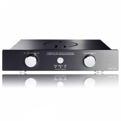 Accustic Arts TUBE DAC II MK 2 (192 asynchr) black