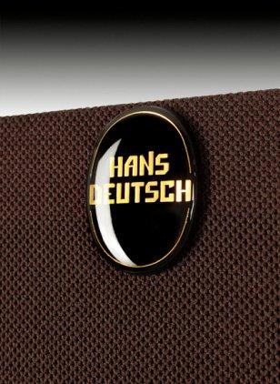Hans Deutsch HD 311 Retro walnut