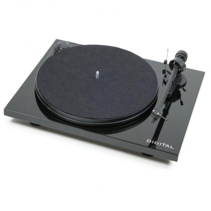 Pro-Ject ESSENTIAL II DIGITAL (OM 5e) red