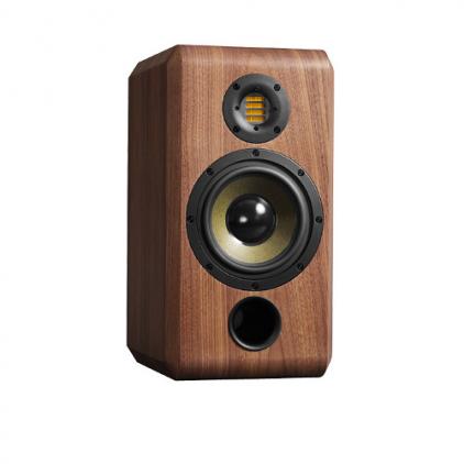 Полочная акустика Adam Audio Compact Mk3 Activе walnut