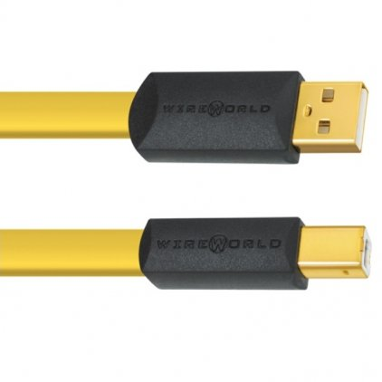 USB кабель Wire World Chroma USB 2.0 A-B 3.0m