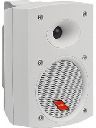 "Proel Proel SPARK50PW - PA АС, 2-х пол, 30 Вт AES, 87 дБ, 8 Ом, вуфер 5"", кронштейн ""лира"", цвет белый"