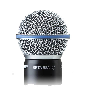 Shure SLX2/BETA58 L4E 638 - 662 MHz