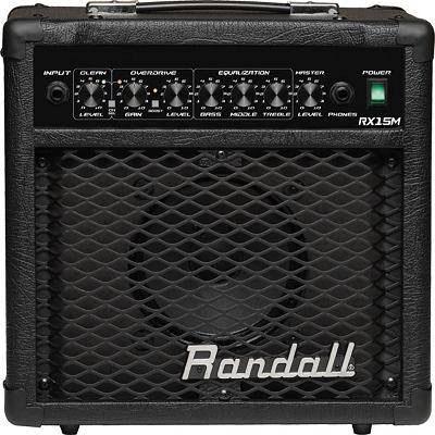 Randall RX15M(BC,E)