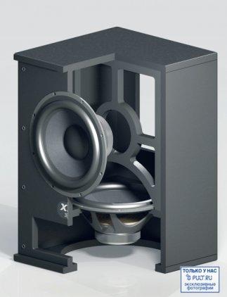 MK Sound X8 black