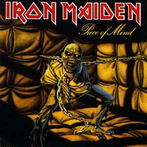 Iron Maiden PIECE OF MIND (180 Gram)