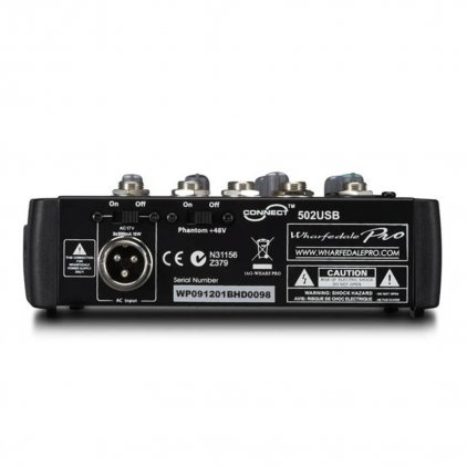 Wharfedale Pro Connect 502