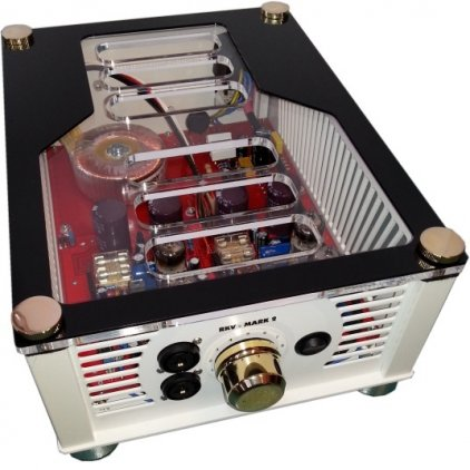 Усилитель для наушников AUDIO VALVE RKV MkII black/gold