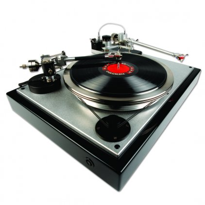 VPI Harry's Classic / JMW-12-3D Arm + JMW-10 Arm piano black