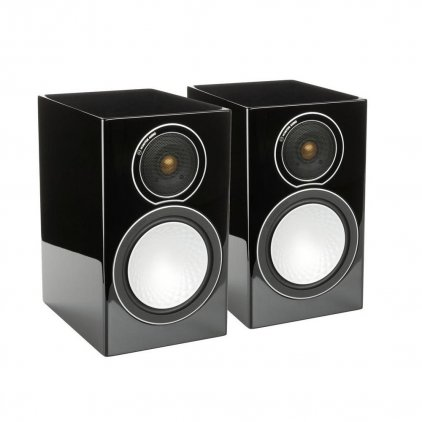 Полочная акустика Monitor Audio Silver 1 high gloss black