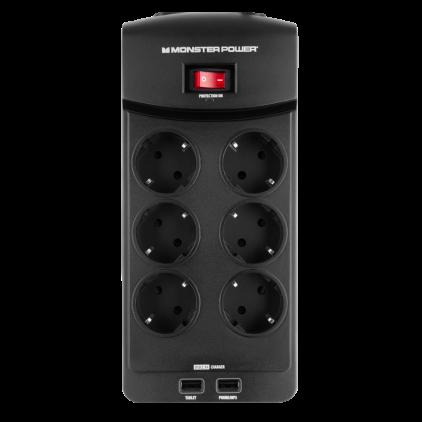 Сетевой фильтр Monster MP EXP 600U DE (121858-00)