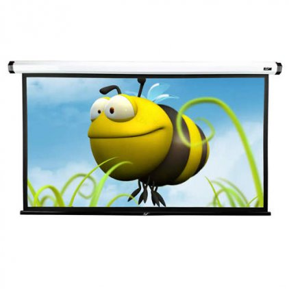 "Elite Screens Home100IWH2 (100""/16:9) 124x220cm MaxWhite FG (мот"