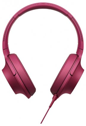 Sony MDR-100AAP pink