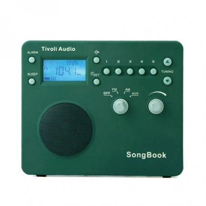 Tivoli Audio Songbook green (SBGRN)
