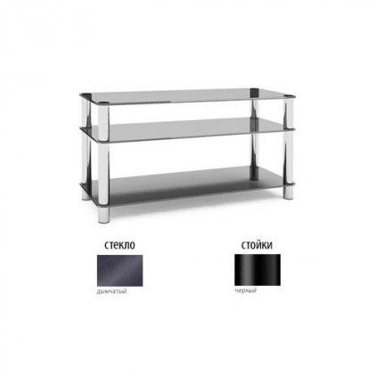 MD Flatform TV 15 черный/дымчатое стекло