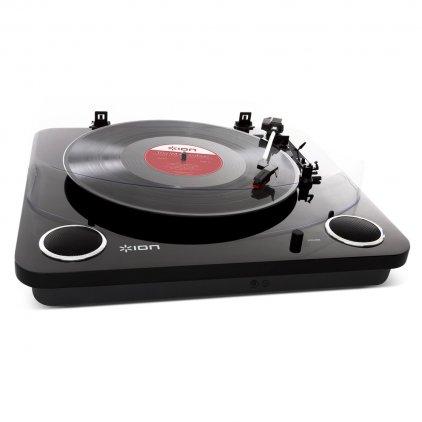 ION Audio MAX LP black
