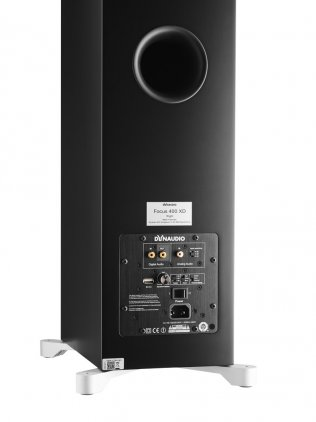Dynaudio Focus XD 400 satin black