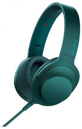 Sony MDR-100AAP blue