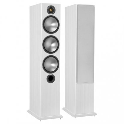 Monitor Audio Bronze 6 white ash