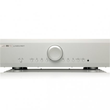Musical Fidelity M6-PRE silver