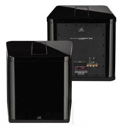Martin Logan BalancedForce 210 Gloss Black