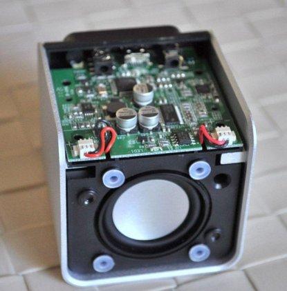 NuForce Cube Speaker black