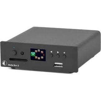 Pro-Ject Media Box S black