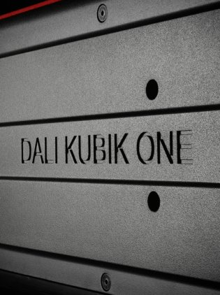 Dali Kubik One Black