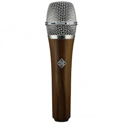 Микрофон Telefunken M80 cherry (dark wood)