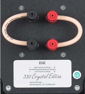 ELAC 330 CE high gloss white