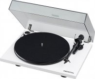 Pro-Ject Essential III digital white