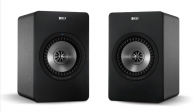 KEF X300A Wireless gunmetal