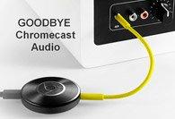 Некролог на смерть Chromecast Audio или почему Google убил черные диски