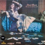 Виниловая пластинка David Bowie THE MAN WHO SOLD THE WORLD (180 Gram)