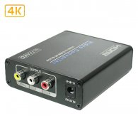 Dr.HD Конвертер HDMI 4Kx2K в CVBS + Audio 3.5mm / Dr.HD CV 116 HCA