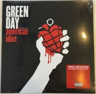 Green Day AMERICAN IDIOT (Limited edition/Coloured vinyl/Gatefold)