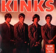 The Kinks KINKS (180 Gram/Solid red vinyl)