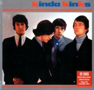 The Kinks KINDA KINKS (180 Gram/Solid red vinyl)