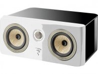 Focal Kanta Center Black HG\ Carrara White
