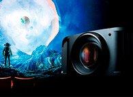 Первый в мире бытовой 8К-проектор DLA-NX9